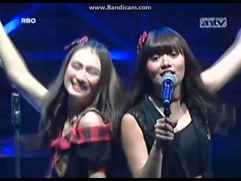 JKT48 - Heavy Rotation at Konser 2nd Anniversary JKT48 (19/01/2014)