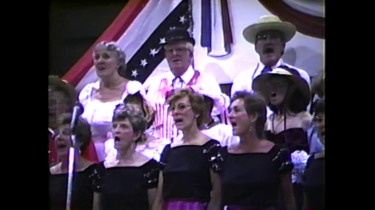 St  Patrick's Choir  6-30-89