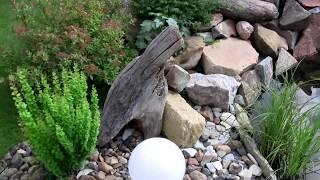 пруд. Пруд у дома.Как установить Кувшин-водопад для пруда. Всякие всякости. Ландшафтный дизайн