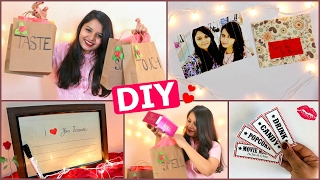Diy   Last Minute Valentine's Day Gift Ideas For Him/her ( Pinterest Inspired )