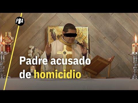 Sacerdote acusado de homicidio de Leonardo Avendaño ofició su misa fúnebre