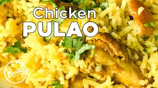 Chicken Pulav | Indian Basmati Rice Recipe