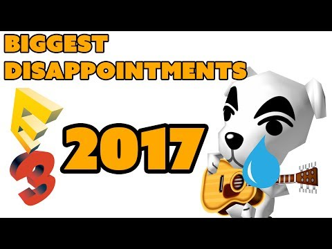 E3 2017's Biggest Disappointments - The Know Gaming News