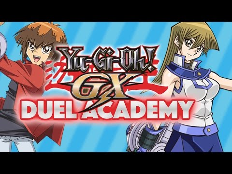 Yu-Gi-Oh GX: Duel Academy - Friends Without Benefits