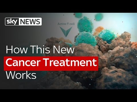 How This New Cancer Treatment Works