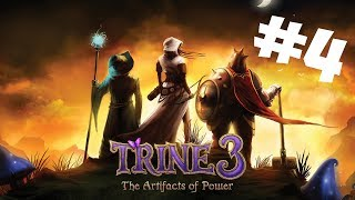 УГАРНЫЕ ПРЫЖКИ И ПАДЕНИЯ ● Trine 3: The Artifacts of Power #4 Полное прохождение