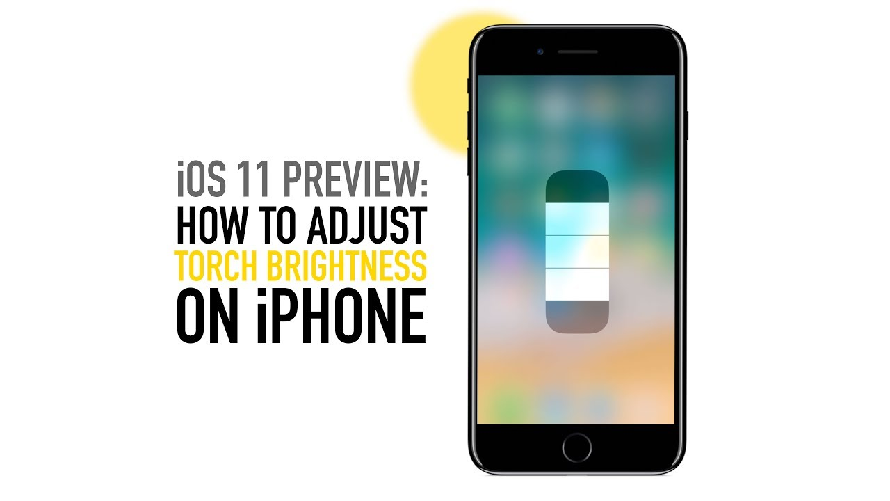 how to add brightness to video iphone