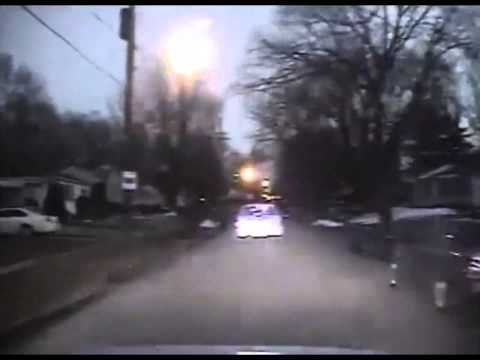 Polk County and Des Moines, Iowa Police Chase