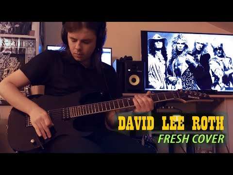 🔴 David Lee Roth - Ladies' Nite In Buffalo | Cover By Lunev Vladi