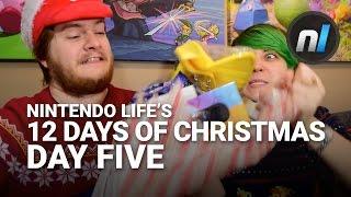 Nintendo Life's 12 Days of Christmas | Day Five (5/12)