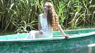 """Українська народна пісня """"Ой у вишневому саду"""" бандура і вокал - Дорошенко Наіна"""