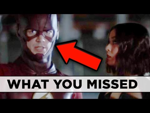 Flash 2x06 - WHAT YOU MISSED (In-Depth Analysis & EASTER EGGS) (Season 2 Episode 6) (Enter Zoom)