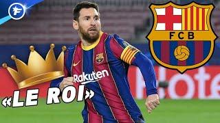 Le chiffre qui montre pourquoi Lionel Messi est toujours au sommet | Revue de presse