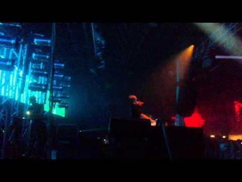 Dyro feat. Dynamite MC - Against All Odds @ Bónusz festival 2014.10.11