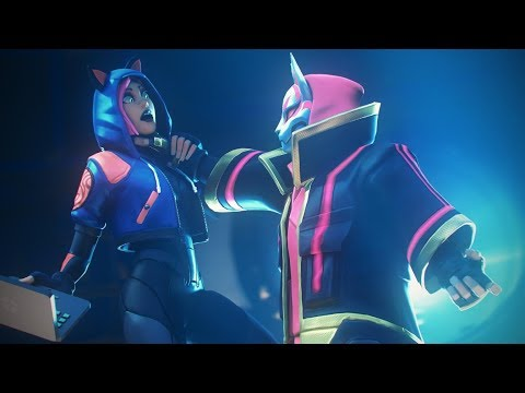 DRIFT: A LEGEND REBORN | A Fortnite Movie - YouTube