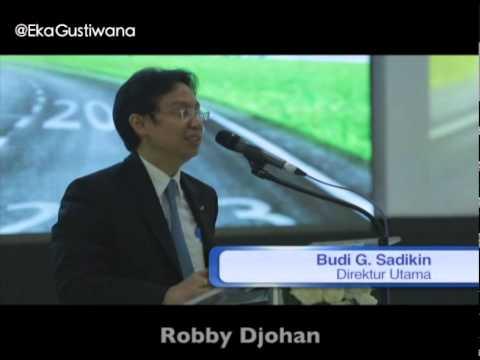 Speech Composing Dirut Bank Mandiri (1998 s/d 2014)