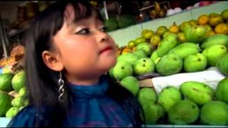 PUTU TIARA Lagu Bali Anak - Buah Lokal