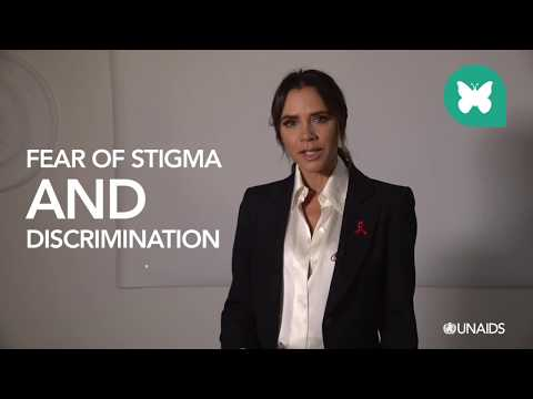 Victoria Beckham speaking about fear of stigma - YouTube