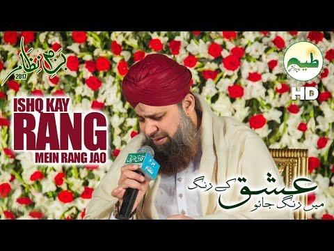 ishq kay rang mein rang jao |Owais Raza Qadri Bazm E Nizam 2017