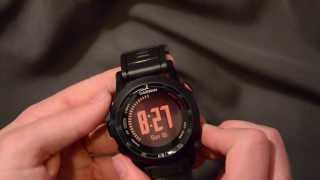 Garmin Fenix 2 Unboxing and Demo!!