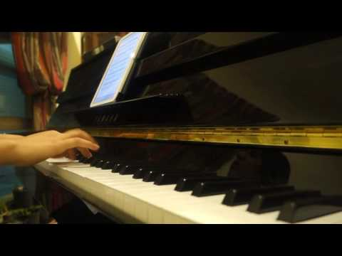 Once Upon a December - Anastasia OST - Piano Cover (Arr Emile Pandolfi, transc by Markus Nachtigall)