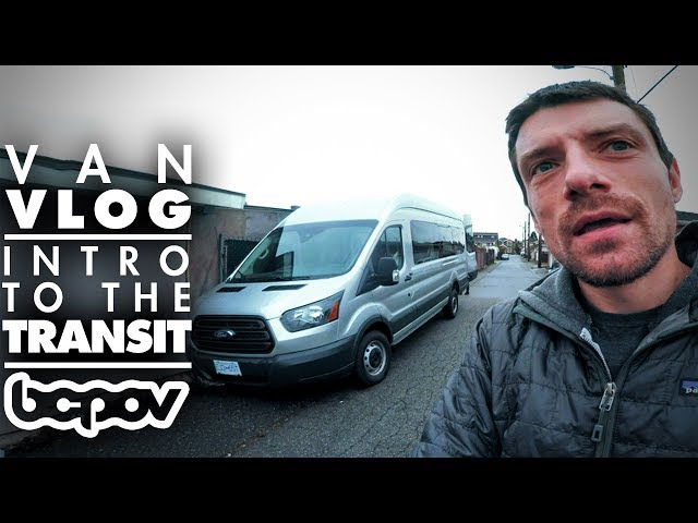 OUR NEW (CAMPER) VAN! | Camper Van Vlog #1