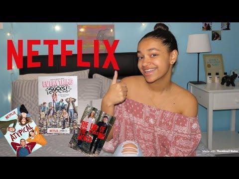Netflix suggestions!