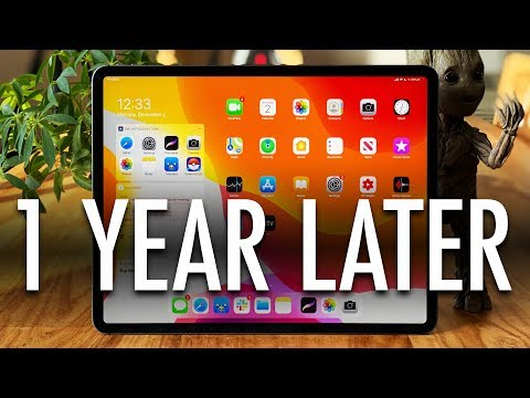 iPad Pro Review: 1 Year Later