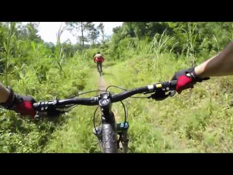 Bali Volcano Trail with Infinity Mountain Bike Bali