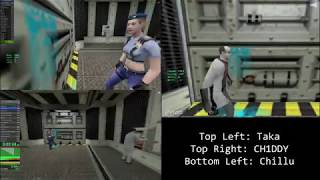 [Former WR] Sven Co-op Half Life 3 Players in 49:13