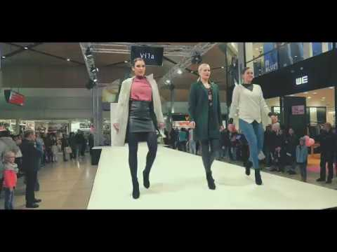 Fashion event Alexandrium Shopping, Rotterdam NL