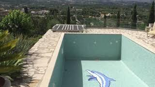 Rethymno Luxusvilla Am Rande Eines Dorfes Zu Kaufen