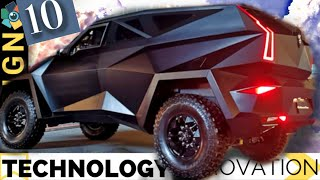 10 Menacing Off-Road Vehicles 2019 - 2020 | SUV above All SUVs | Amphibious | Expedition