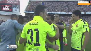 Video Gol Pertandingan Atletico Madrid vs FC Barcelona