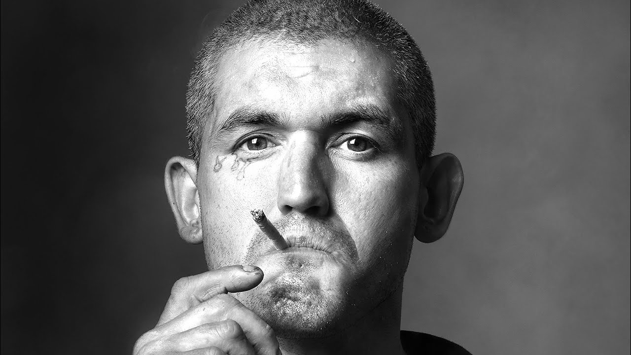 Heroin Addicted Gang Member-Adrian