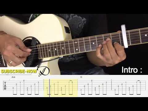 AKUSTIK YA HABIBAL QOLBI Versi- Gitar Cover