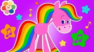 Los Colores En Español | Aprende Colores con los Instrumentos para Niños | Amigos de BabyFirst