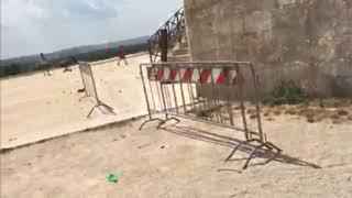 13 agosto 2018 - post concerto a Castel del Monte