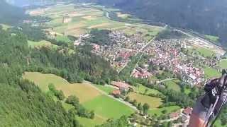 Steinfeld: Impressie vlieglokatie