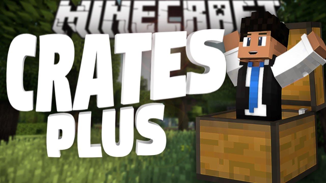 Crates Plus Plugin | Minecraft - Самые лучшие видео