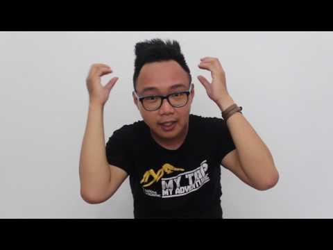 Tutorial Menata Rambut Spike | Tutorial #1