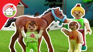 Playmobil Reiterhof - Das Reitturnier - Playmobil Film deutsch von Familie Hauser