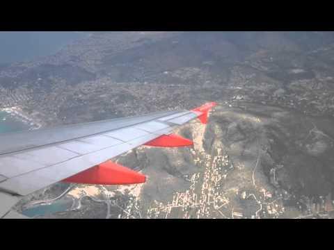 Take-off  Vom Flughafen Athen