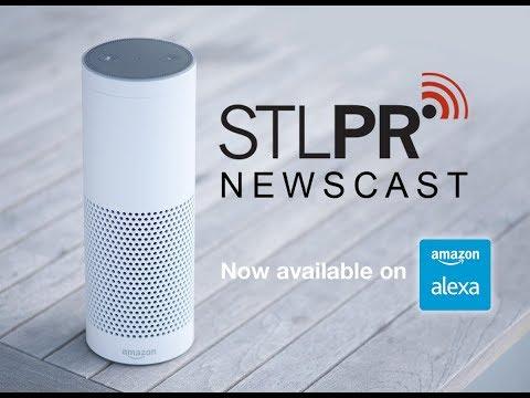 Setting up St. Louis Public Radio Newscast on Alexa