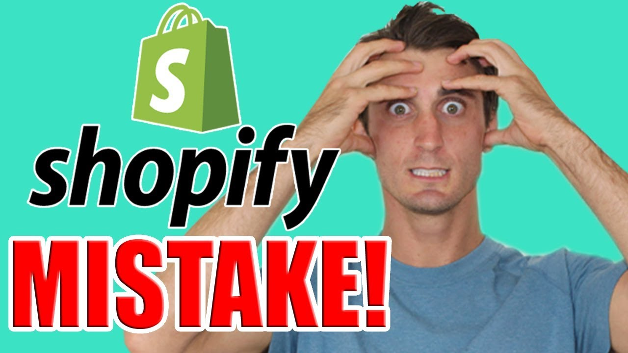 Don't Start a Shopify Store Until You See This