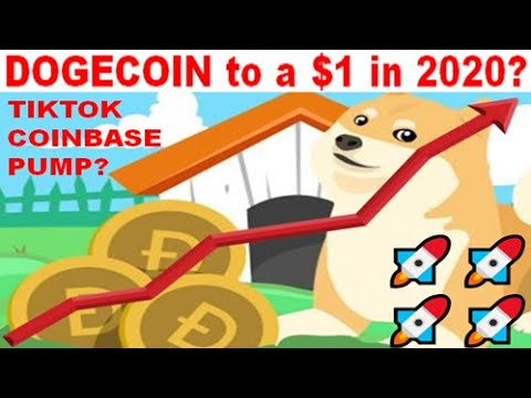 Dogecoin Price Prediction 2020 (+1200% Breakout)