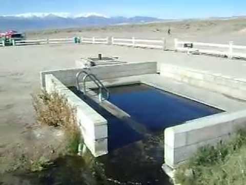 Trailer trash travel fish lake valley hot springs nevada for Fish springs nevada
