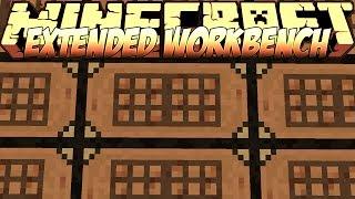 Minecraft Mods Showcase - Extended Workbench Mod! (1.8) - 1.7.10 - 1.8.2