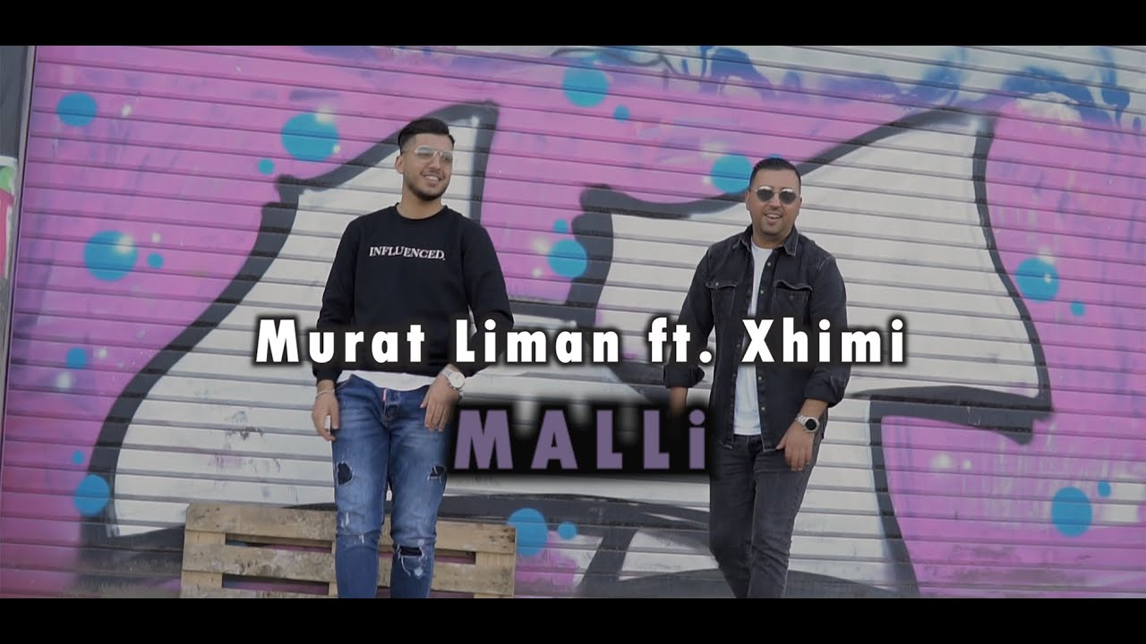 Murat Liman ft. Xhimi - MALLI (Official Video) COVER