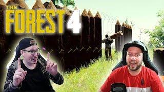 EEN ENGE CAVE BEZOEKEN! (The Forest #4)